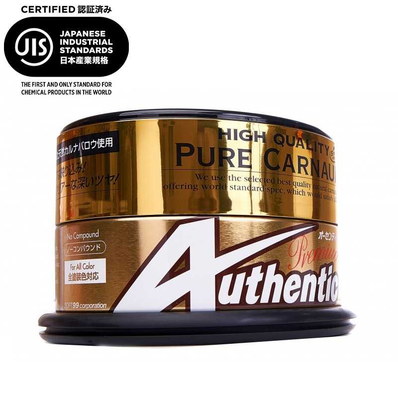 Authentic Premium Carnauba Wax