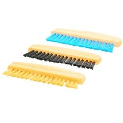 POLISHING PAD CLEANING BRUSHES