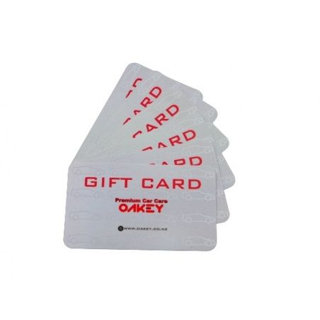 Gift Cards $25 - $250