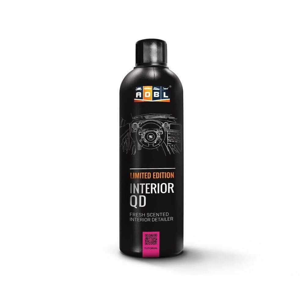 Interior Quick Detailer 1 Liter or 500 ml