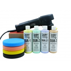 ORBIT NZ POLISHERS KIT DAS PRO