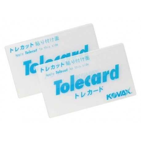 KOVAX - Tolecard for Tolecut Sheets