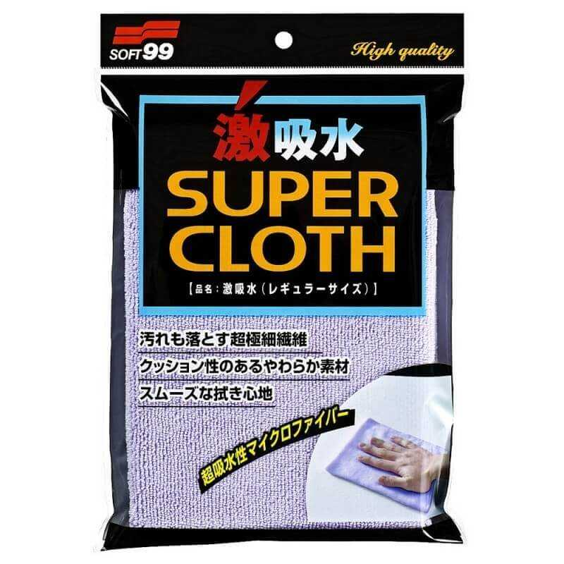 Microfiber  Super Water Absorbent
