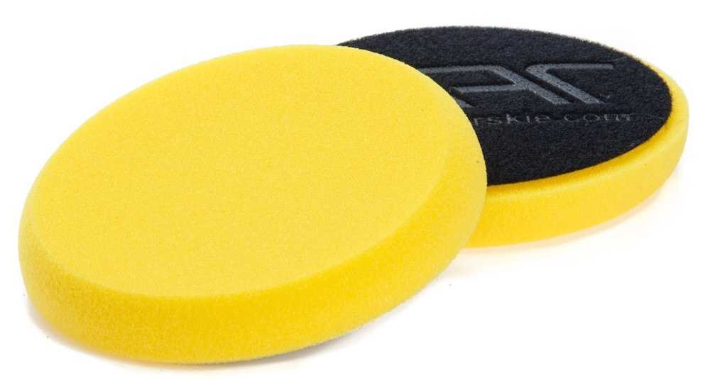 Polishing & Buffing Pads 150 x 25 mm set of 6