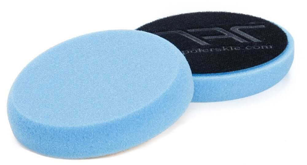Velcro Polishing Pad Blue 83 x 25 mm